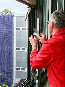 Scheibefenster Raparatur